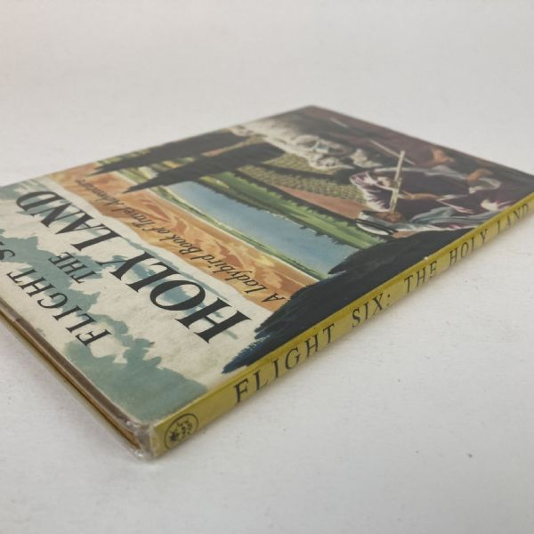 Ladybird Book 'The Holy Land' Flight Six 'Travel Adventure' - First 1st Edition